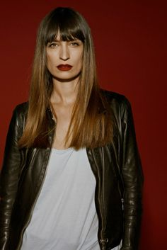 Caroline de Maigret Perfect Hairstyle show to Mare