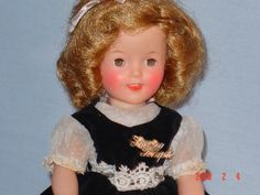 Shirley Temple Heidi Doll. Love it! LJH
