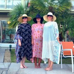 How To Sew Our Palm Springs Caftans - City Stitching with Christine Haynes