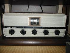 Luxman  SQ-5A (1961) Intégré 2 x 14 watts.