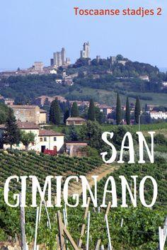 Toscaanse stadjes deel 2: San Gimignano. Alles over deze stad met de mooiste skyline van heel Italië én een Toscaanse bruiloft.
