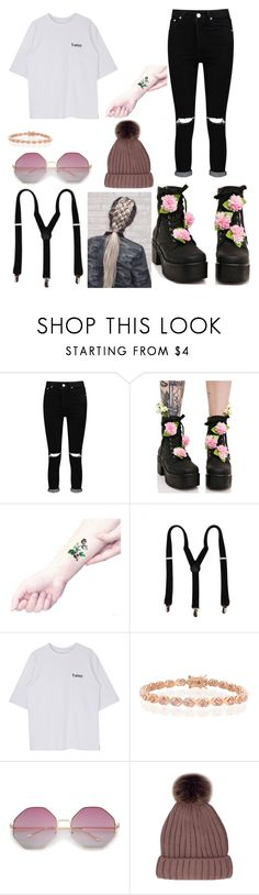 """Untitled #138"" by godsnotdead218 on Polyvore featuring Boohoo, Sugar Thrillz and Bling Jewelry"
