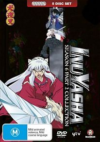 - Inuyasha - Season 6 Part 2 Collection