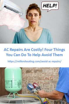 Learn what AC and cooling maintenance you can do to help prevent your AC unit from needing repair. Furnace Filters, You Can Do, The Unit, In This Moment, Tips, Advice, Hacks
