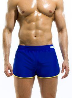 Szorty kąpielowe Modus Vivendi Double Short niebieskie