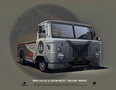 "Andrey Tkachenko ""Gaz-66 custom project"""