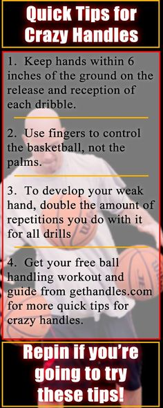 tips to improve your basketball ball handling ability fast! Quick tips to improve your basketball ball handling ability fast! Basketball Court Flooring, Basketball Tricks, Basketball Practice, Basketball Is Life, Basketball Workouts, Basketball Skills, Basketball Shooting, Basketball Pictures, Sports Basketball