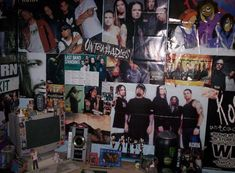 KoRn Wall by Tired-Truth on DeviantArt