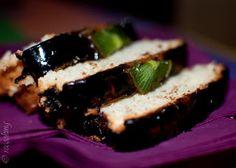 Aga gotuje - ciasto orkiszowe z kiwi