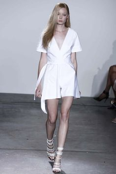 New York Fashion Week Spring 2015  - Nonoo Spring 2015