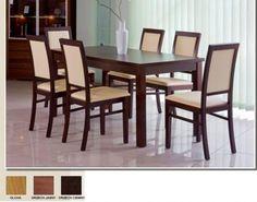 Rozkładany Stół ERNEST 80x160 to niezwykły stół o klasycznej formie. Wykonany jest z drewna litego i płyty laminowanej MDF. http://mirat.eu/stol-drewniany-rozkladany-ernest-80x160-200,id2209.html