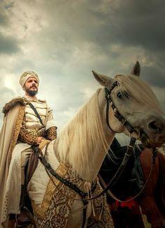 Muhteşem Yüzyıl TV - Magnificent Century TV - 123 - Şehzade Mustafa (Mehmet Günsür) için yolun sonu! - End of the road for Şehzade (Prince) Mustafa.