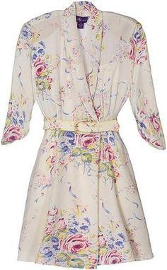 ShopStyle: Vintage Collection Ralph Lauren Purple Label Floral