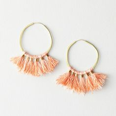 small ornament hoops