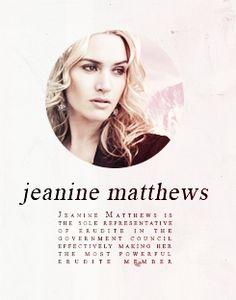 Jeanine Matthews Quotes