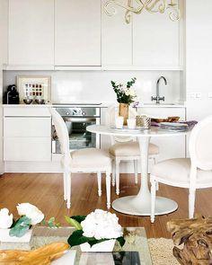 Love white decor