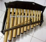 Bamboo Music Instruments Bali Indonesia