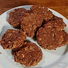 It doesn't get much easier than this no-bake cookie recipe. You can have a batch of cookies ready in less than an hour with this quick cookie recipe.