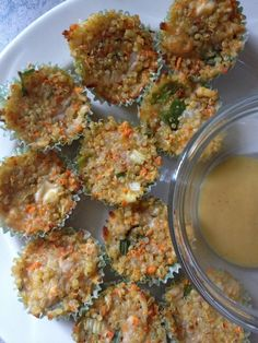 Simple Little Home: Gluten free #Quinoa Bites (use instead of tater tots for kids!) #glutenfree