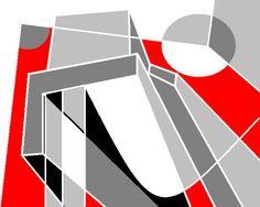 design graphique art brut géométrie abstraction Olivier de Monpezat dessins numériques design graphique série fluctuations géométriques Art Brut, Design Graphique, Creations, Abstract, Artwork, Olive Tree, Drawings, Canvas, Summary