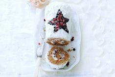 Kijk wat een lekker recept ik heb gevonden op Allerhande! Kerstrol met Griekse yoghurt