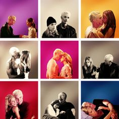 Various Spuffy moments :-)