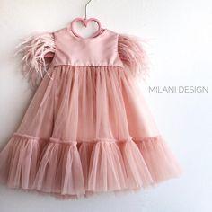 💕Маленькая прелесть 💕 Это платьице для малышки Теоны, настолько крошечное, что даже на мой детский манекен не получилось одеть)) Размер…