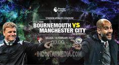 Prediksi Liga Inggris antara Bournemouth Vs Manchester City yang rencananya akan disiarkan secara langsung dan live streaming oleh Rcti.