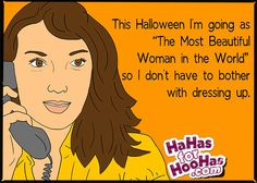 HaHas for HooHas: Because funny women need funny eCards