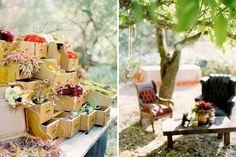 beautiful fall wedding « Spearmint Wedding