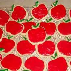 The Best Rolled Sugar Cookies:  I have made these twice, and they are great!  They made about 3 dozen cookies for me, but the cookies were medium sized butterflies.
