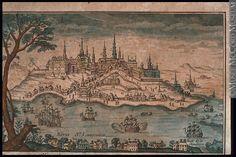 La prise de Québec en 1759