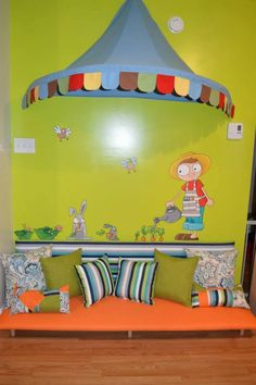 1000 images about inspirations garderie ou service de garde on pinterest playrooms daycare. Black Bedroom Furniture Sets. Home Design Ideas