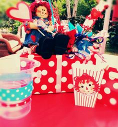 188 Best Raggedy Ann Cakes Amp Party Ideas Images In 2016
