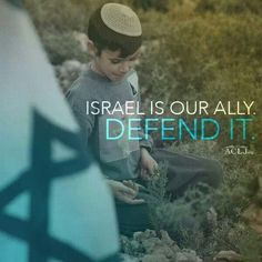 ISRAEL IS OUR ALL YURI.   DEFEND IT.  ISRAEL IS THE APPLE OF GOD'S EYE.