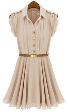 Anmutiges Kleid in Beige (Farbpassnummer 2) - die richtige Wahl für den Frühlings- Farbtyp! Kerstin Tomancok Farb-, Typ-, Stil & Imageberatung