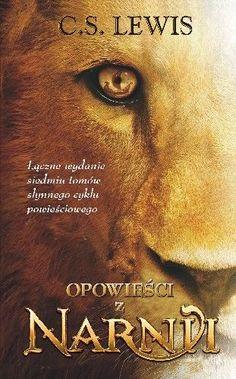 Okładka książki Opowieści z Narnii. Dla dzieci w wieku 8- 10 lat.