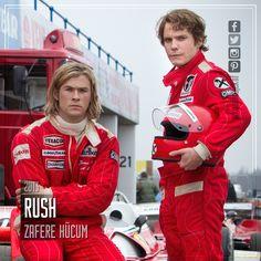 Film Önerisi : Rush (Zafere Hücum), 2013. #koseliobjektif #instagram #facebook #twitter #youtube #pinterest #film #sinema #fragman #movie #cinema #trailer #films #movies #trailers #imdb #rush