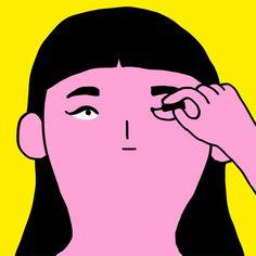 Cecile Dormeau mostra o universo feminino de um jeito que ninguém quer ver | IdeaFixa