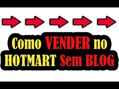 Como VENDER no HOTMART Sem Blog [Técnica do Resultado]  Aprenda Como VENDER no HOTMART Sem Blog usando duas estratégias eficientes de vendas com a técnica do resultado.