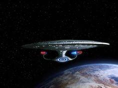 NASA Planning Warp Drive Spaceship Inspired By 'Star Trek'