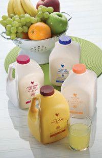 Assorted Aloe Vera Drinks