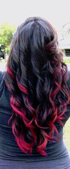 1000 ideas about dark curly hair on pinterest red