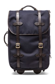 Filson Wheeled Carry-On, REVOLVEclothing