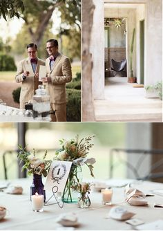 Austin Wedding by Matthew Moore Photography | Style Me Pretty