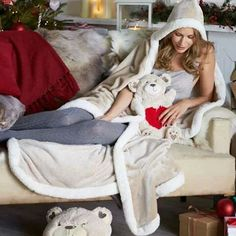 Get ready to snuggle down for the cold evenings to come