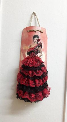 Clay Crafts, Diy And Crafts, Bottle Crafts, Stencils, Projects To Try, Disney Princess, Artwork, Cotton, Painting