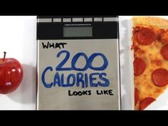 This Is 200 Calories - food comparisons! You'd be surprised to see how much 200 calories looks like in certain foods compared to others! - CHECK IT OUT and learn to BE AWARE of WHAT YOU EAT! Health And Nutrition, Health And Wellness, Health Fitness, Fitness Tips, 200 Calories, Real Food Recipes, Healthy Recipes, Get Thin, Calorie Counting