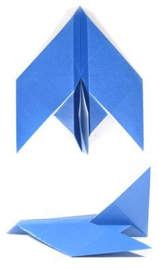 How To Make An Easy Origami Jet Plane