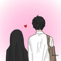 Read Couple Halal from the story Gambar Muslimah by (Zhafira Rochimi) with reads.